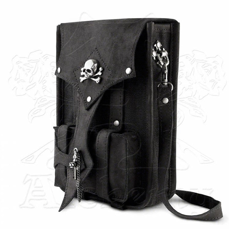 Alchemy Gothic Garanel's Trooper Tablet Pouch - Domestic Platypus