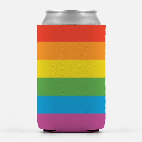 LGBTQ Pride Can Cooler