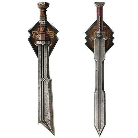 The Hobbit - Swords of Kili & Fili - Domestic Platypus
