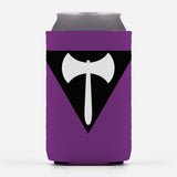 Labrys Lesbian Pride Can Cooler