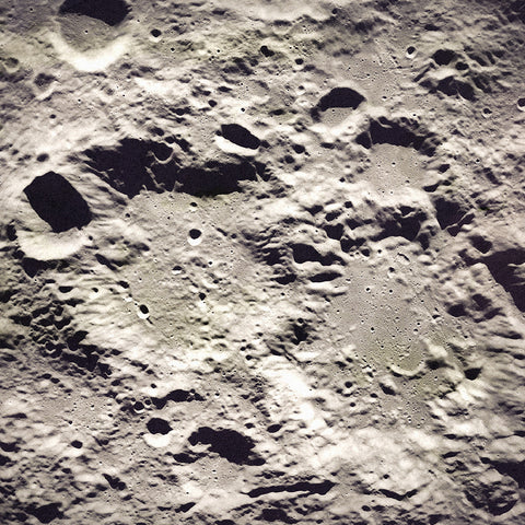 Lunar Surface Floor Mat - Domestic Platypus