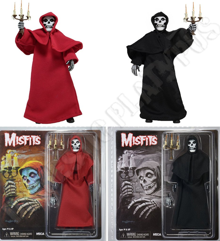 NECA Misfits Red And Black Version Set Of 2 Action Figures Brand New