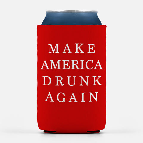 Make America Drunk Again Can Cooler