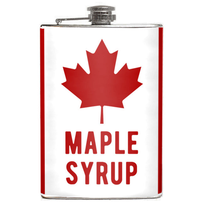 Maple Syrup Flask - Domestic Platypus