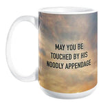 Touched By HIs Noodly Appendage Mug