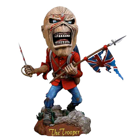 "Iron Maiden ""The Trooper"" Head Knocker - Domestic Platypus"
