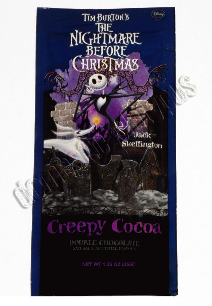 Nightmare Before Christmas Creepy Cocoa Mix - Domestic Platypus