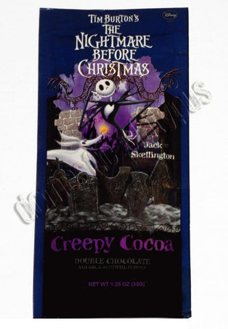 Nightmare Before Christmas Creepy Cocoa Mix