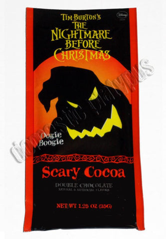 Nightmare Before Christmas Scary Cocoa Mix