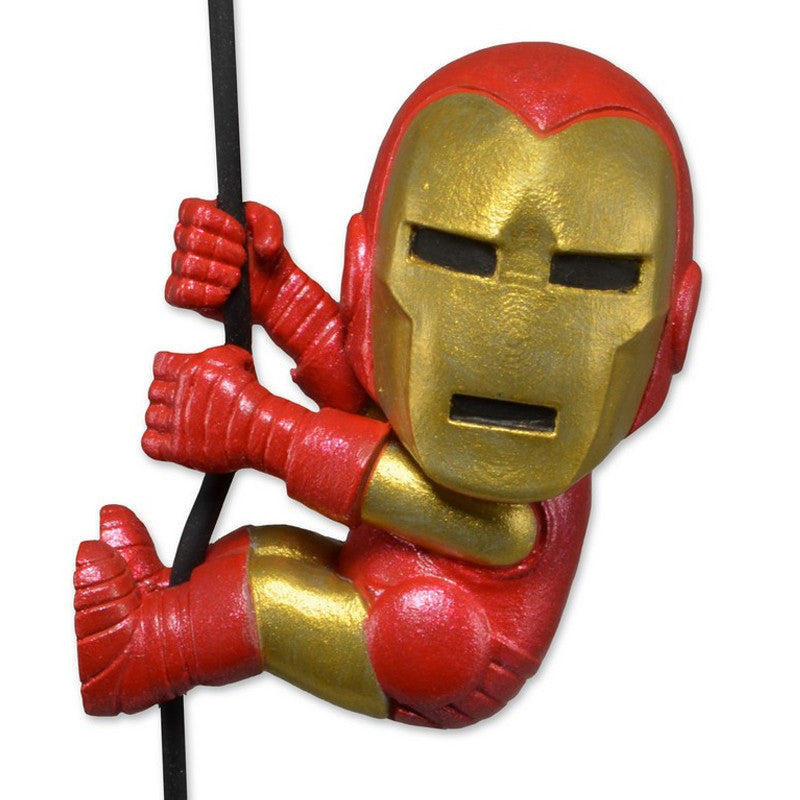 Iron Man: NECA Scalers Series 2 CLASSIC IRON MAN Figure - Domestic Platypus