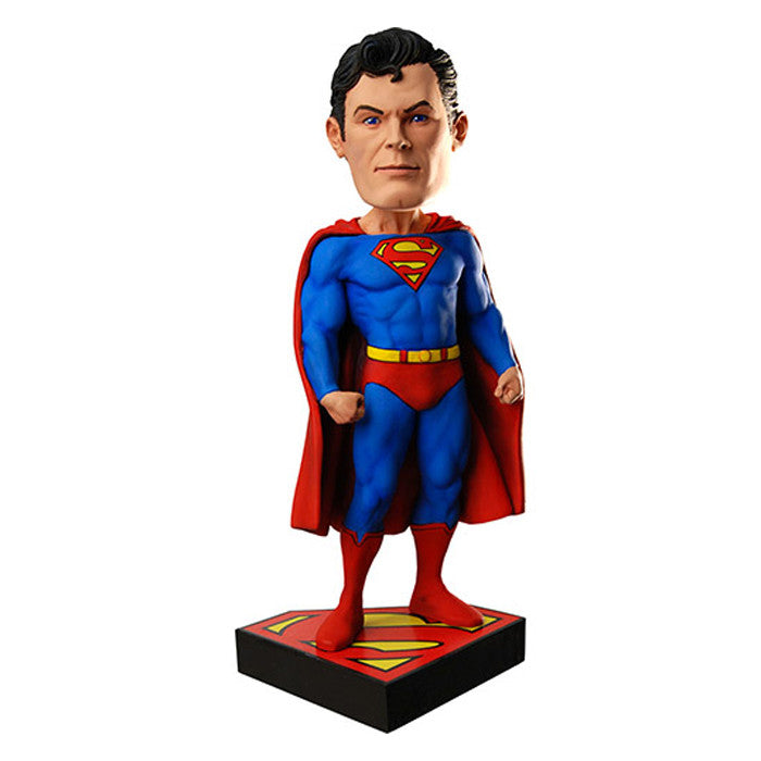 DC Classic Superman Head Knocker - Domestic Platypus