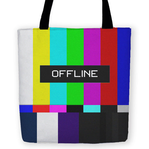 Offline Analog Carryall Tote - Domestic Platypus
