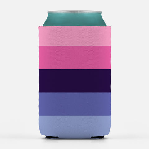 Omnisexual Pride Can Cooler