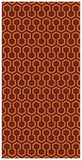 Overlook Pattern Floor Mat / Runner