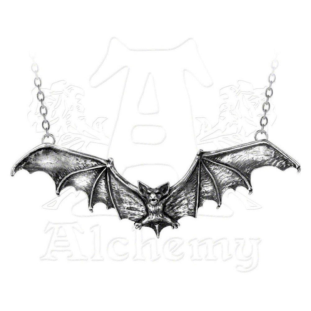Alchemy GOTHIC BAT Necklace - Domestic Platypus