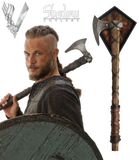 VIKINGS Prop Replica AXE OF RAGNAR LOTHBROK