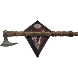 VIKINGS Prop Replica AXE OF RAGNAR LOTHBROK [Limited Edition] - Domestic Platypus