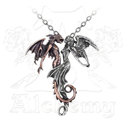 Alchemy Gothic CHEMICAL WEDDING Pendant Necklace - Domestic Platypus