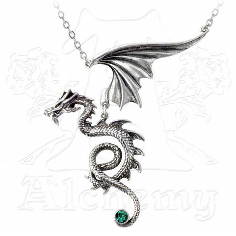 Alchemy Gothic BESTIA REGALIS Pendant Necklace - Domestic Platypus