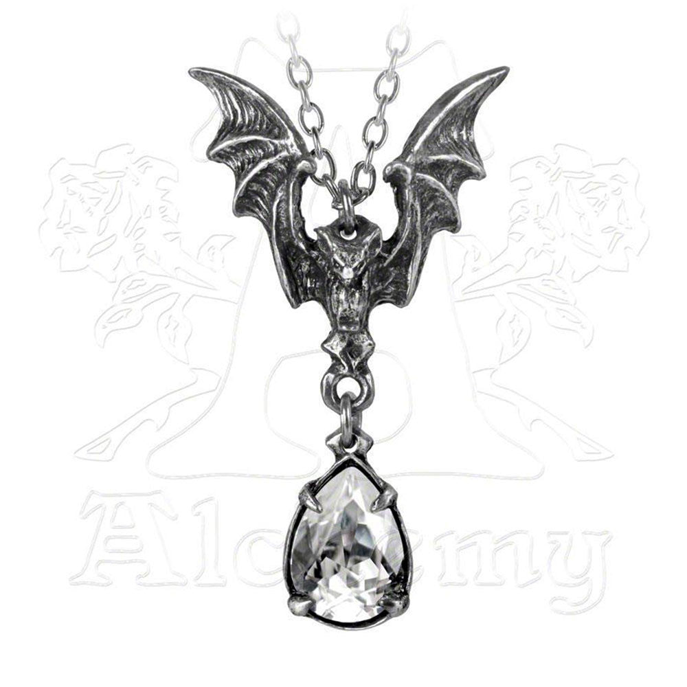Alchemy Gothic LA NUIT Pendant Necklace - Domestic Platypus