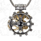 Alchemy Empire FOUNDRYMAN'S RING CROSS Pendant - Domestic Platypus