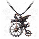 Alchemy Empire VENTUS TRACTION FARTHING Pendant Necklace - Domestic Platypus