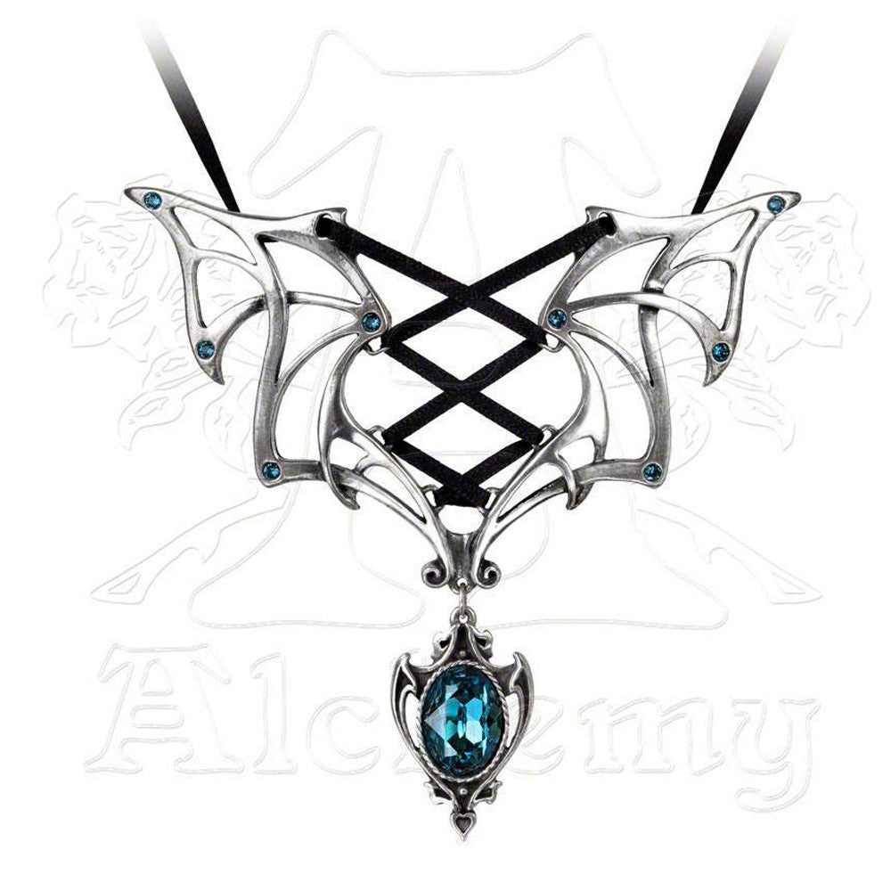 Alchemy Gothic MOULIN ROUGE VAMPIRE Necklace