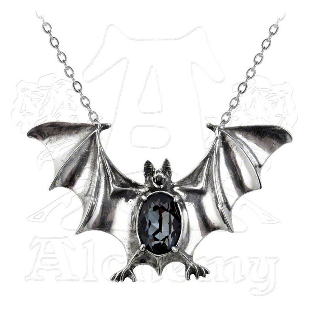 Alchemy Gothic DRAKVLYA GEM Necklace