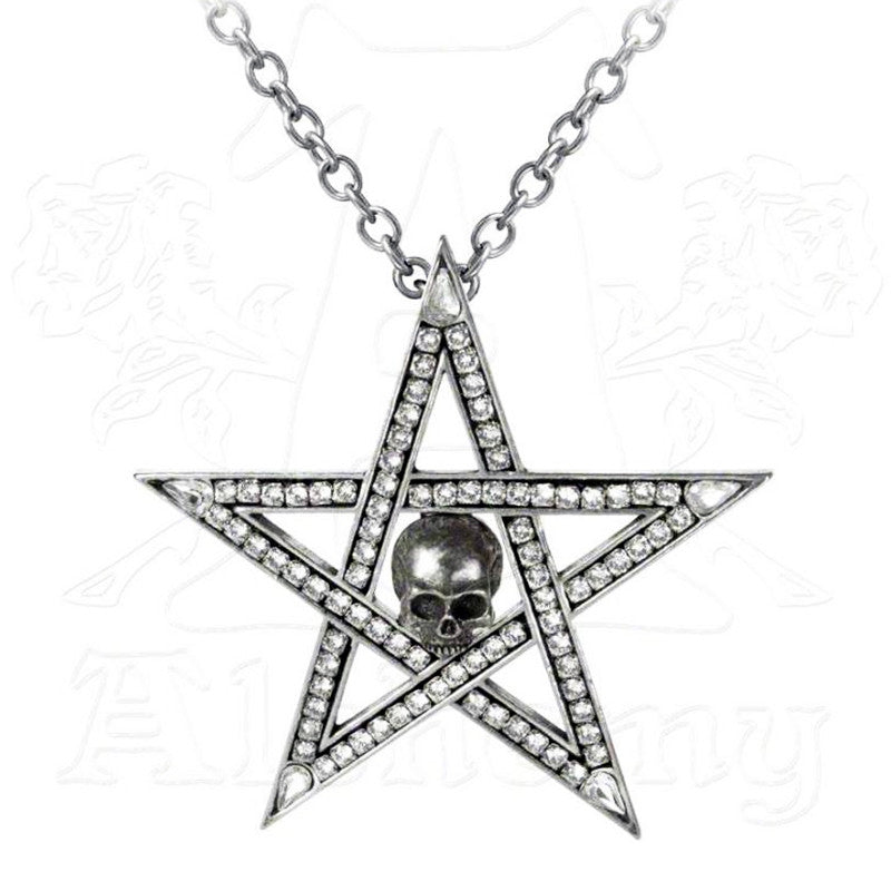 Alchemy Gothic CRYSTALWITCH Pendant Necklace - Domestic Platypus