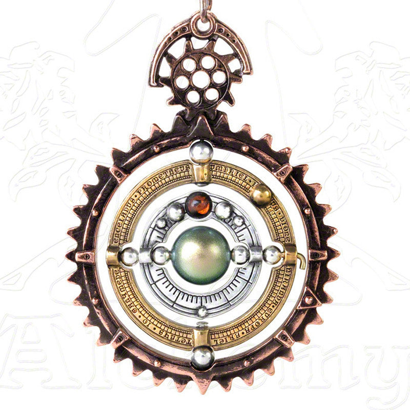 "Alchemy Empire ""Ordium Coelestium Mechanicum"" Necklace - Domestic Platypus"