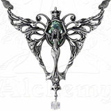 Alchemy Gothic LA BELLE ESPRIT Alchemy Fairy Necklace - Domestic Platypus