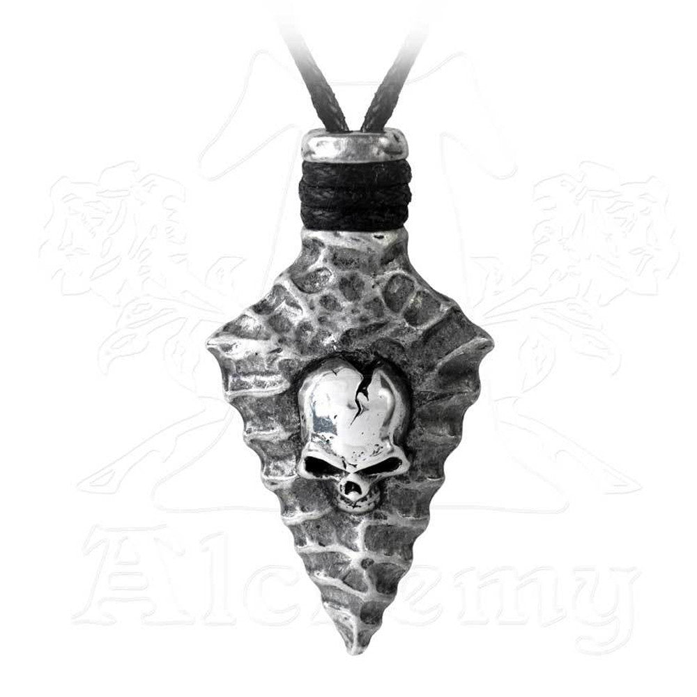 Alchemy Metal-Wear CAPITANEUS Arrowhead Necklace - Domestic Platypus