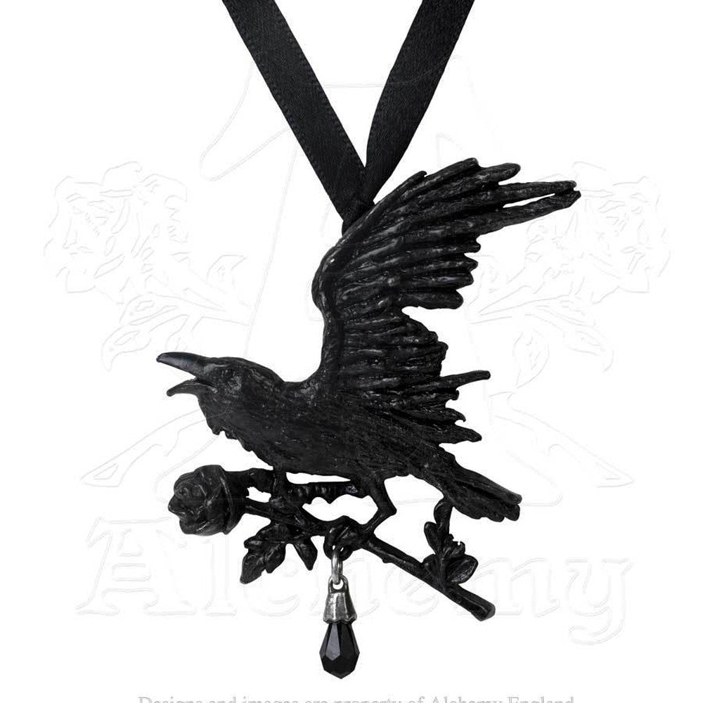 Alchemy Gothic HARBINGER Pendant Necklace - Domestic Platypus