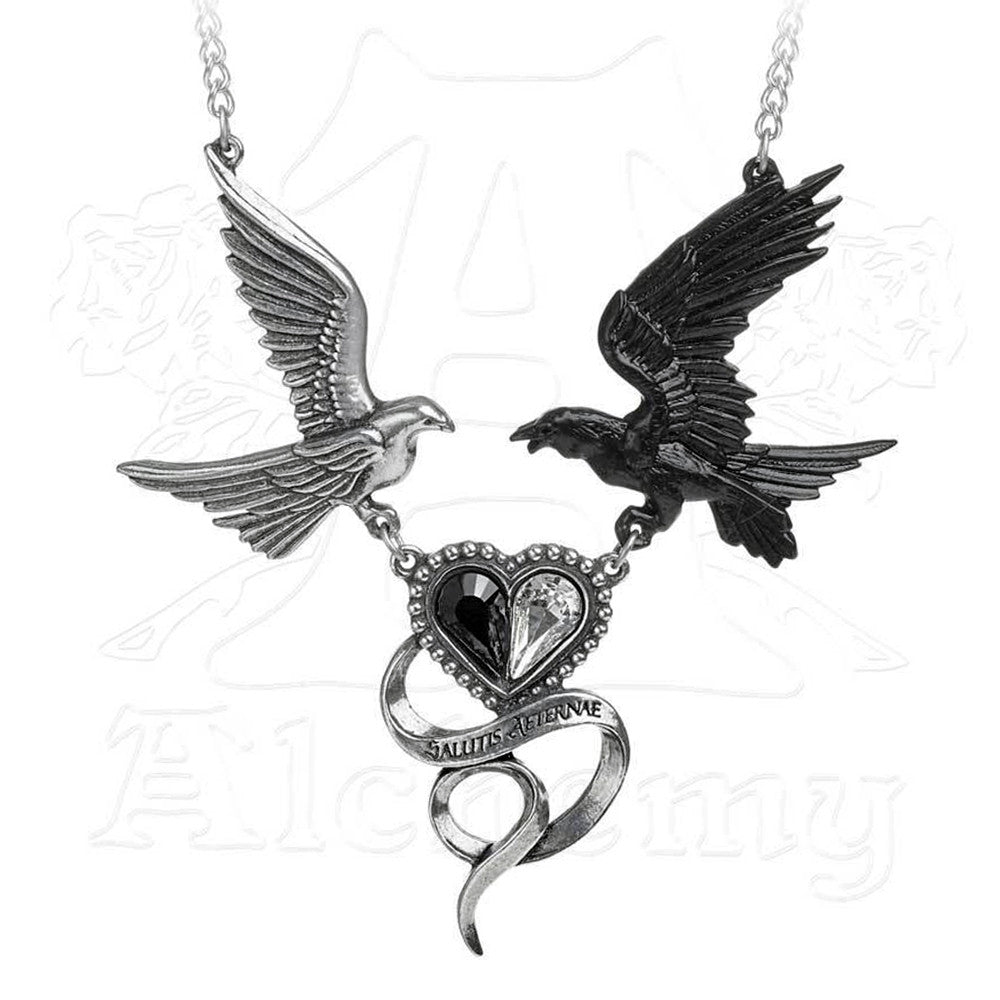 Epiphany of St. Corvus Necklace - Domestic Platypus