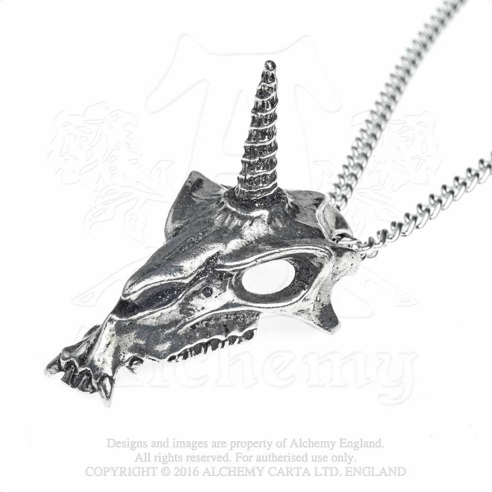 UNISKULL Pendant Necklace - Domestic Platypus