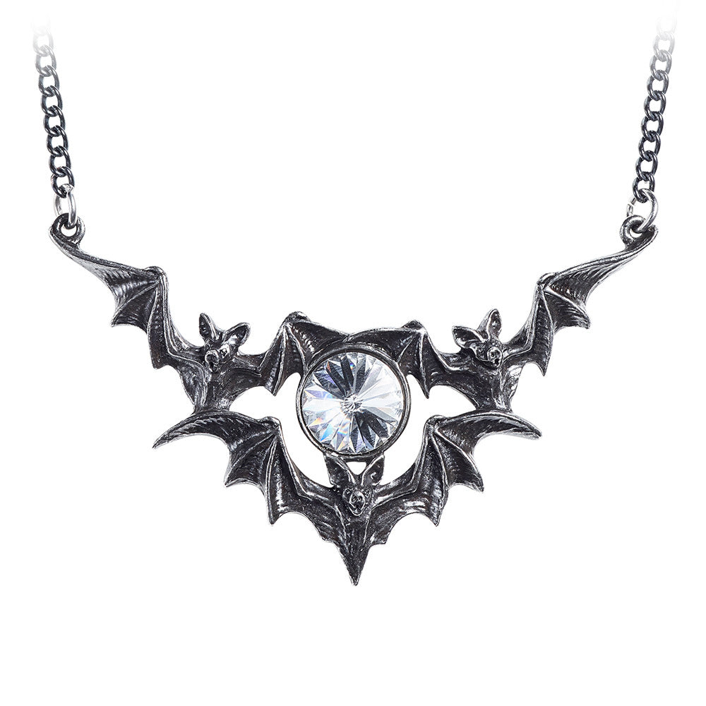 Phantom Bats Necklace, Alchemy Gothic