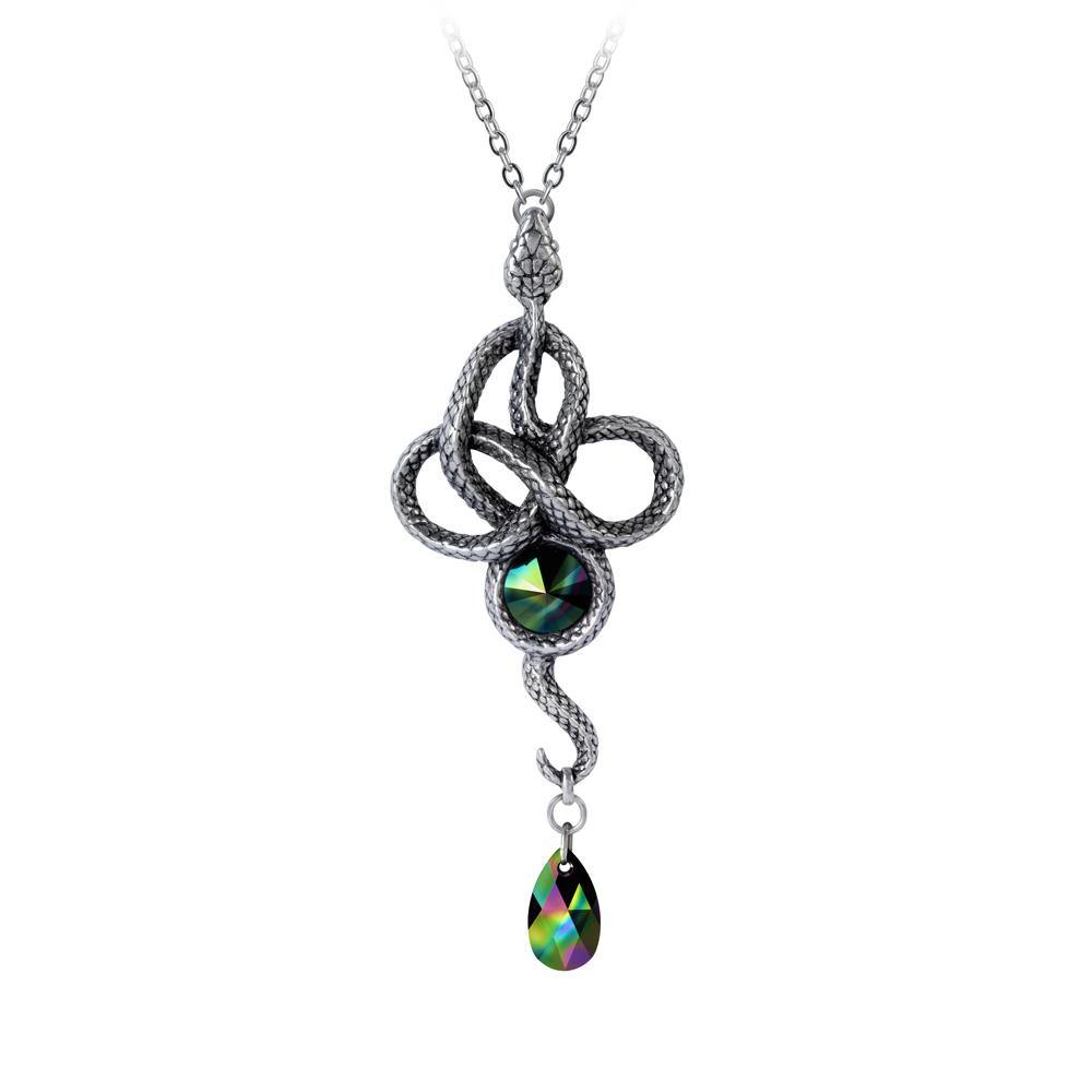 Tercia Serpent Necklace, Alchemy Gothic