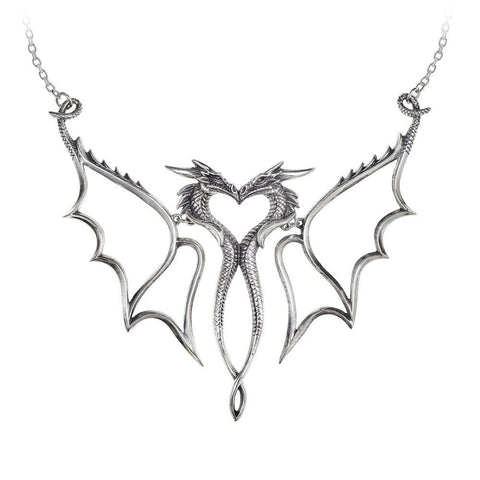Dragon Consort Necklace, Alchemy Gothic