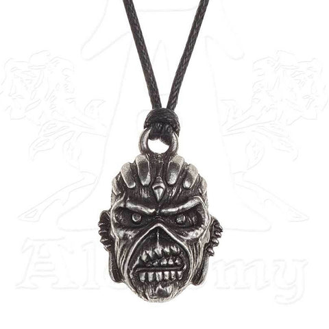 Iron Maiden BOOK OF SOULS Eddie Necklace - Domestic Platypus