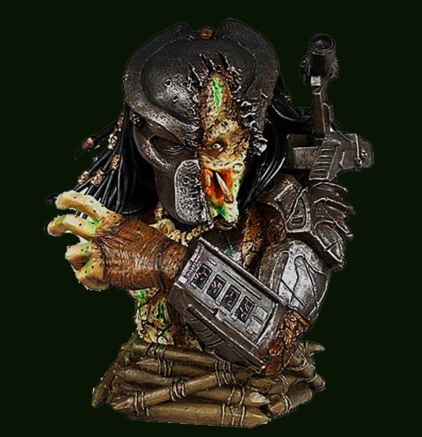 Predator Defeated Limited Edition Mini Bust