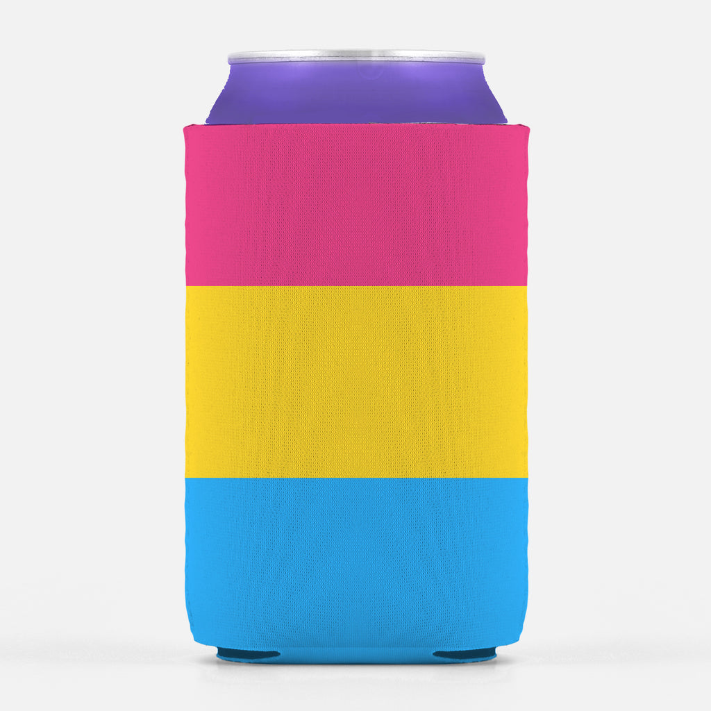 Pansexual Pride Can Cooler