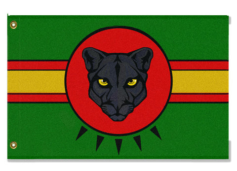Panther Flag