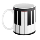 Piano Mug - Domestic Platypus
