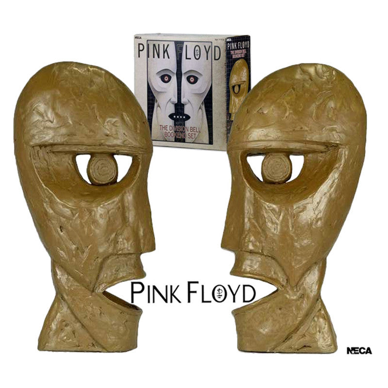 Pink Floyd DIVISION BELL Bookends - Domestic Platypus