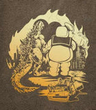 A Puft Zilla Moment Unisex Tee