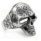 Alchemy Metal Wear OMEGA SKULL Rung - Domestic Platypus