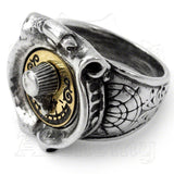 Alchemy Empire GMT Feromonic Field Detector Ring