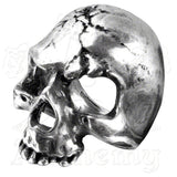 Alchemy Gothic RUINATION SKULL Ring - Domestic Platypus
