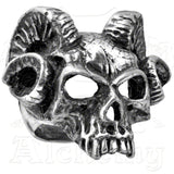 Alchemy Metal-Wear HELL'S DOORMAN Ring - Domestic Platypus