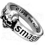 Alchemy Gothic THE GREAT WISH Ring - Domestic Platypus